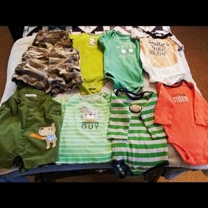 Baby Boy outfits 3 month